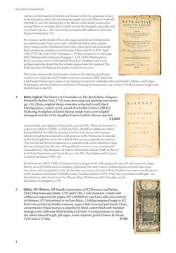 Collections offers in the Blackwell's catalogue in London