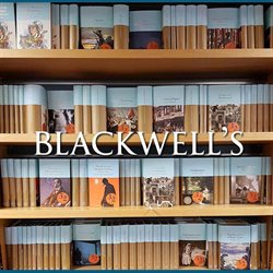 Books & stationery offers in the Blackwell's catalogue in London