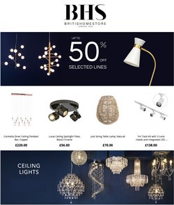 BHS offers in the BHS catalogue ( 14 days left)