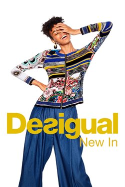 Desigual offers in the London catalogue