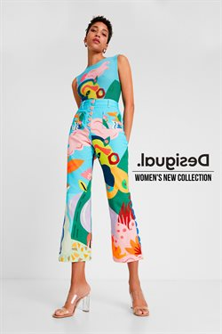 Desigual catalogue ( More than a month )