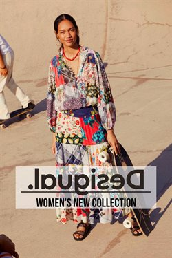 Desigual offers in the Desigual catalogue ( More than a month)