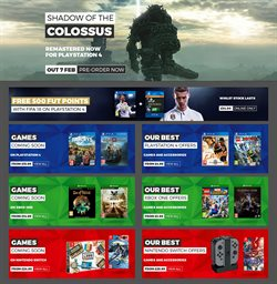 Xbox offers in the Game catalogue in Widnes