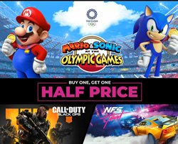 Game offers in the London catalogue
