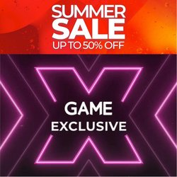 Game offers in the Game catalogue ( 13 days left)