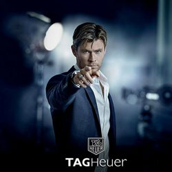 TAG Heuer offers in the London catalogue