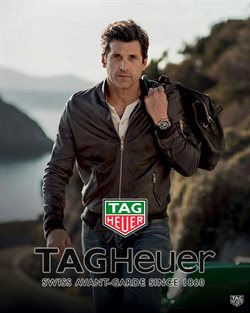 TAG Heuer catalogue ( 10 days left )