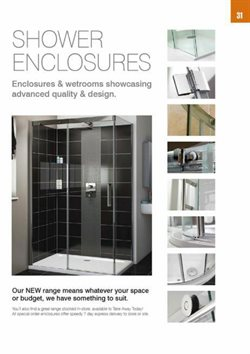 Shower offers in the TradePoint catalogue in London