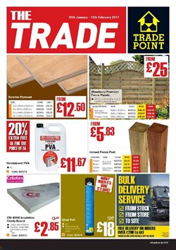 TradePoint offers in the Belfast catalogue