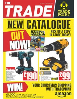 Garden & DIY offers in the TradePoint catalogue in Stafford