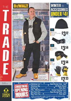 TradePoint offers in the York catalogue