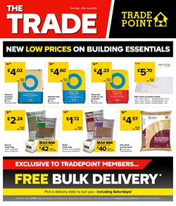 TradePoint offers in the Reading catalogue