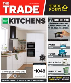 TradePoint offers in the Leeds catalogue