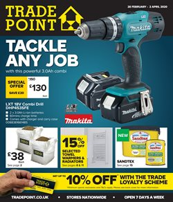 TradePoint catalogue in Redditch ( 2 days left )