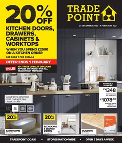 Garden & DIY offers in the TradePoint catalogue in Kidderminster ( 13 days left )