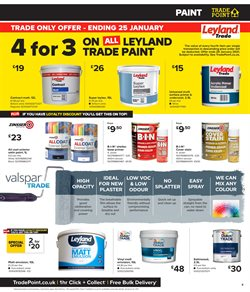 Offers of Dulux in TradePoint