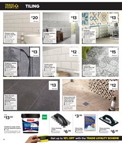 Offers of Tile in TradePoint