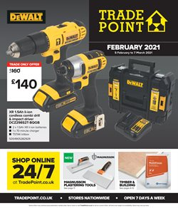 Garden & DIY offers in the TradePoint catalogue in Nuneaton ( 3 days left )