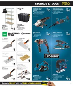 Garden & DIY offers in the TradePoint catalogue ( 8 days left )