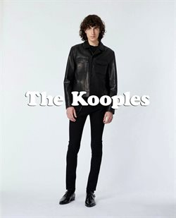 The Kooples catalogue ( More than a month )