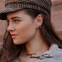 Luxury brands offers in the Thomas Sabo catalogue in Manchester ( 25 days left )