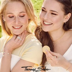 Luxury brands offers in the Thomas Sabo catalogue ( 2 days left)
