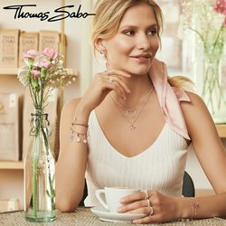 Luxury brands offers in the Thomas Sabo catalogue ( 25 days left)
