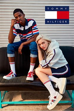 Tommy Hilfiger offers in the Islington catalogue