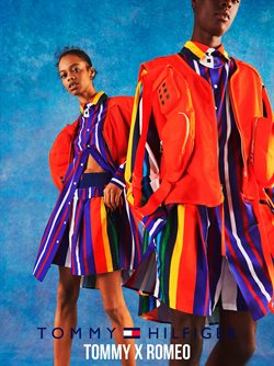 Luxury brands offers in the Tommy Hilfiger catalogue ( More than a month)