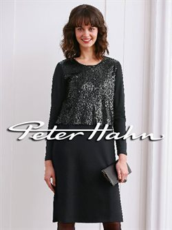 Peter Hahn offers in the London catalogue