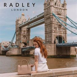 Radley offers in the London catalogue