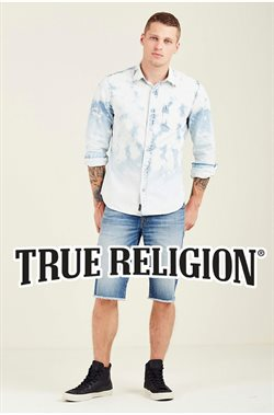 True Religion offers in the London catalogue