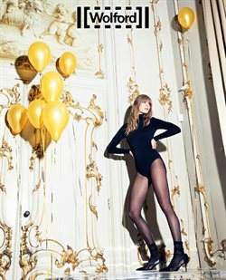 Wolford catalogue ( 19 days left )
