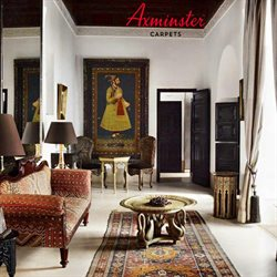 Axminster Carpets offers in the London catalogue