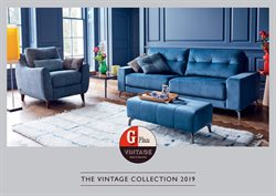 G Plan offers in the Bristol catalogue