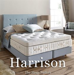 Harrison Beds offers in the London catalogue