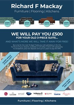 Home & Furniture offers in the Harrison Beds catalogue ( Published today)