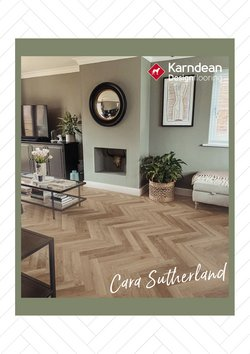 Home & Furniture offers in the Karndean catalogue ( More than a month)