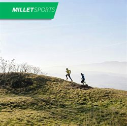 Millet Sports offers in the London catalogue