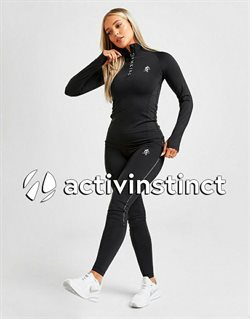 Sport offers in the Active Instinct catalogue in Brighton ( More than a month )