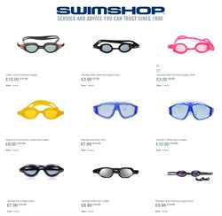 Sport offers in the Swim Shop catalogue in Cannock ( Expires tomorrow )