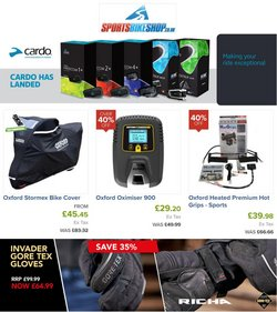 Sports Bike Shop catalogue ( Expires today )
