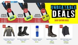 Sports Bike Shop offers in the Sports Bike Shop catalogue ( 8 days left)