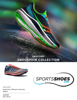 Sport offers in the Sports Shoes catalogue in Cannock ( 5 days left )