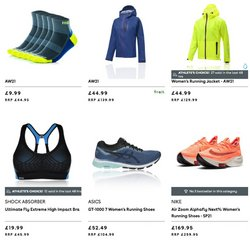 Nike offers in the Sports Shoes catalogue ( 4 days left)