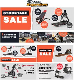 Fitness Superstore offers in the Fitness Superstore catalogue ( 16 days left)