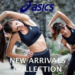 ASICS catalogue in London ( 27 days left )