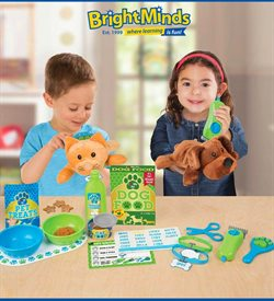 Bright Minds offers in the London catalogue