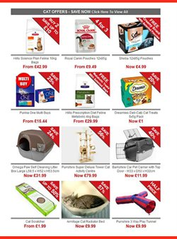 Pet Planet offers in the London catalogue