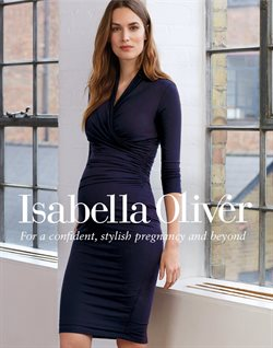 Isabella Oliver offers in the London catalogue